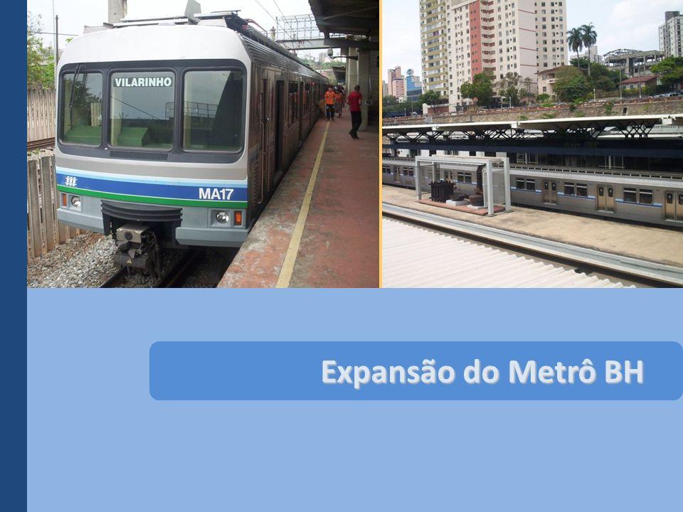 Expansão do Metrô BH