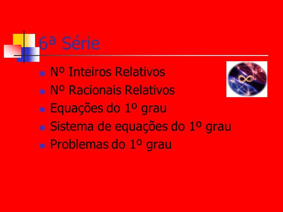 5ª Série Nº Naturais Critérios de Divisibilidades Frações Problemas Nº Decimais