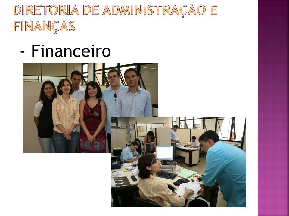- Financeiro