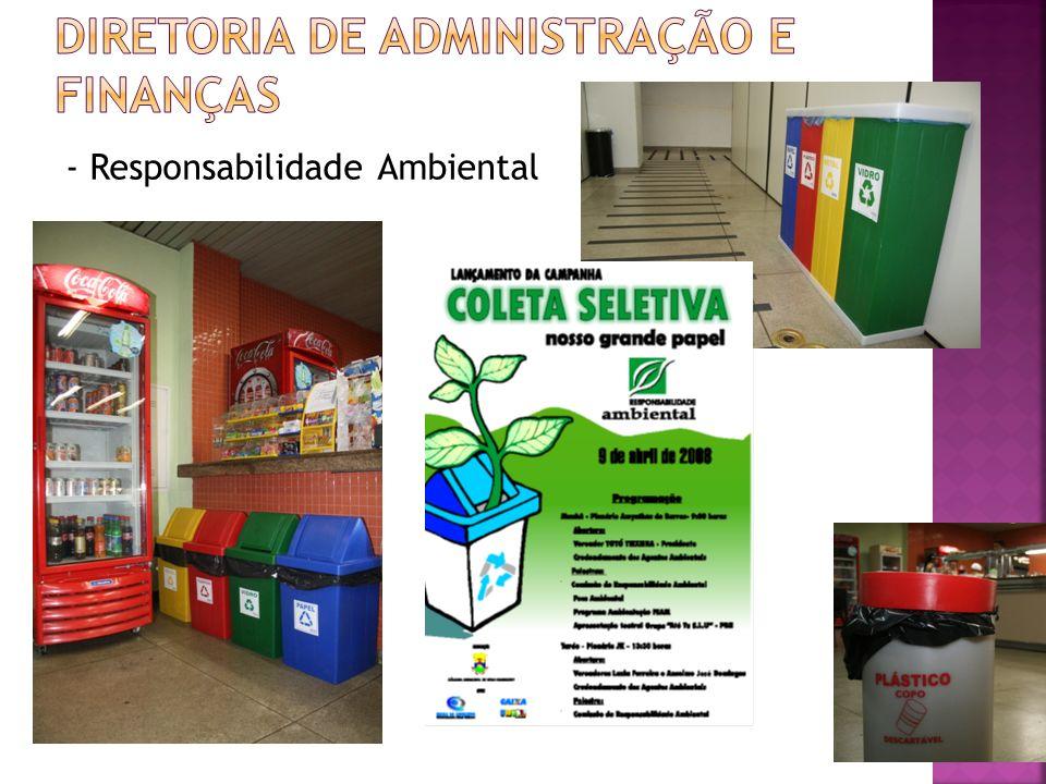 - Responsabilidade Ambiental