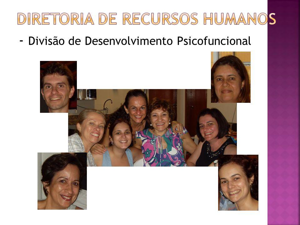 - Divisão de Desenvolvimento Psicofuncional