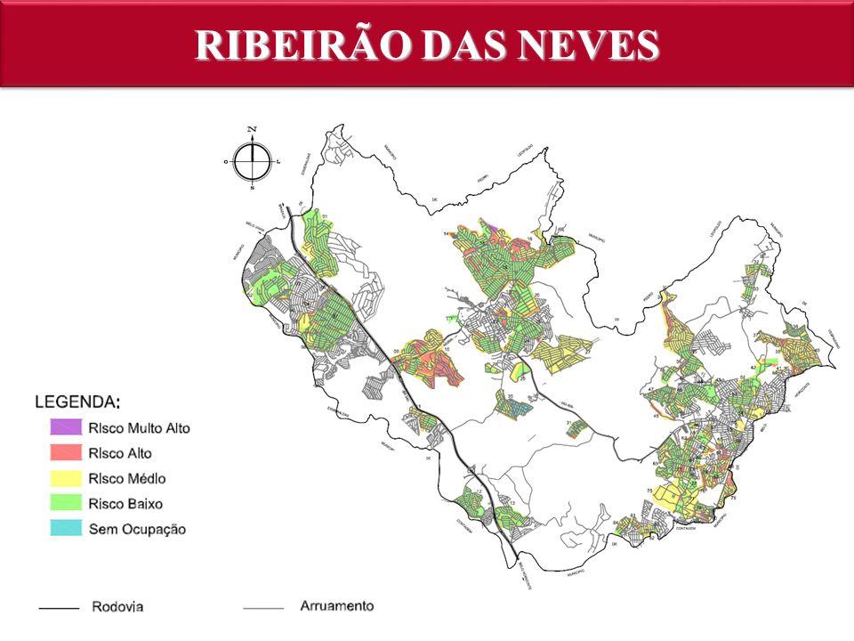 RIBEIRÃO DAS NEVES