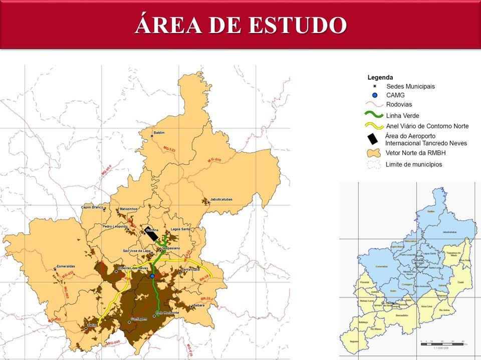 RESULTADOS PRELIMINARES PRINCÍPIOS DIRETRIZES / PRINCÍPIOS Habitação e dinâmica imobiliária Meio ambiente Trabalho e renda Juventude e vulnerabilidade Transporte e mobilidade Evitar a apropriação privada e concentrada dos recursos naturais e dos investimentos públicos xx x Captar renda localmente e fortalecer iniciativas da população local xx Priorizar investimentos em saneamento ambiental - esgoto/ drenagem para municípios com baixa capacidade de investimento xx Priorizar investimentos nos municípios com menor capacidade de investimento e alta concentração da população de baixa renda xxxxx Municípios que, a exemplo de Ribeirão das Neves, convivem com a instalação em seu território de equipamentos públicos que constituem perda de atratividade, restrição ambiental ou estigmatização, como é o caso da instalação de presídios, devem receber compensações na forma de investimentos ou outras alternativas xxxxx