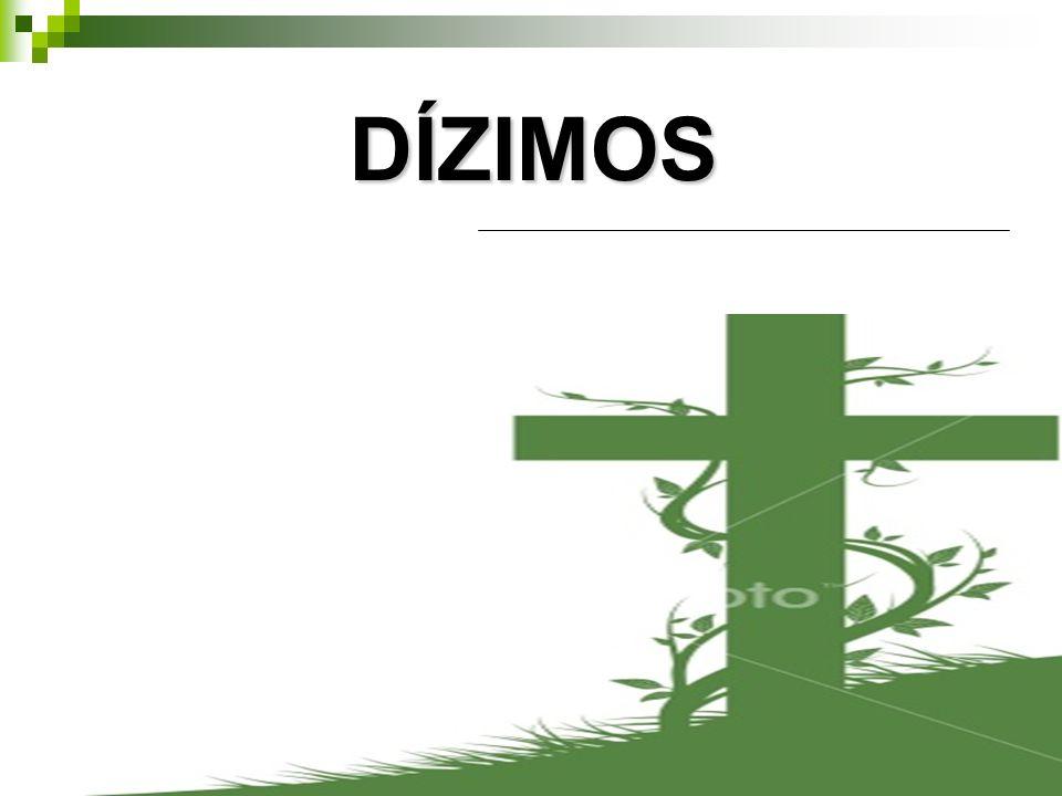 2.2 – O DÍZIMO E A LEI MOSAICA No governo teocrático israelita, o dízimo foi essencialmente um imposto de renda.