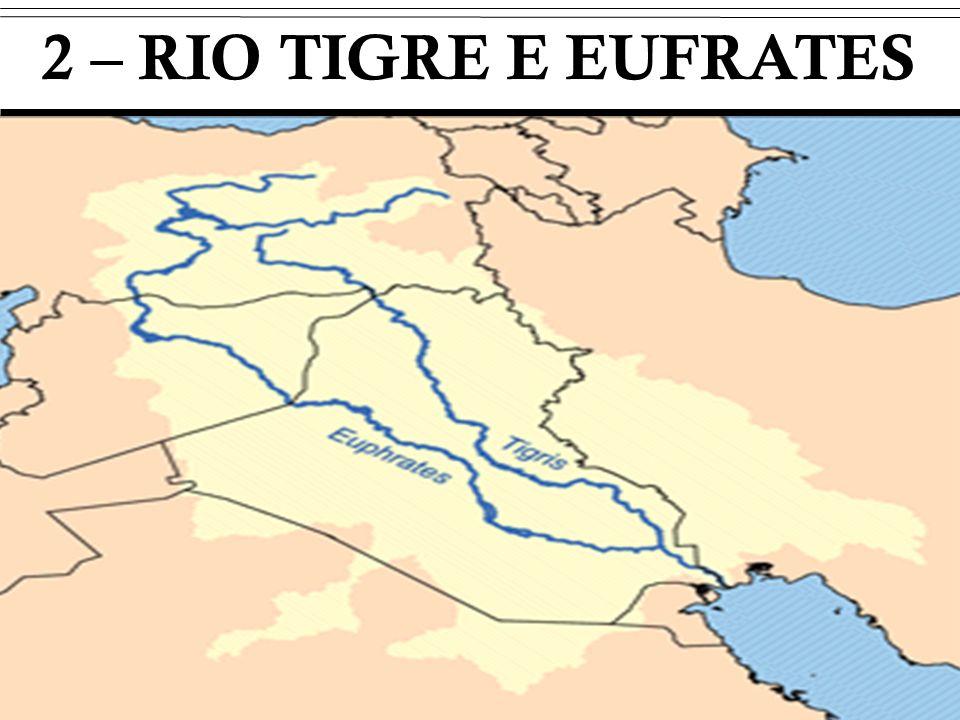 3 – RIO JORDÃO No hebraico significa o que desce, e o seu nome moderno é El Ghor.