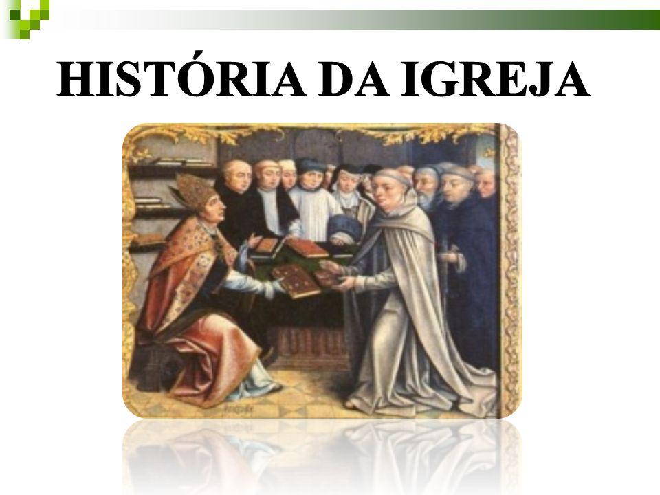 SUMÁRIO Importância da história da igreja Importância da história da igreja Cronologia da patrística Cronologia da patrística