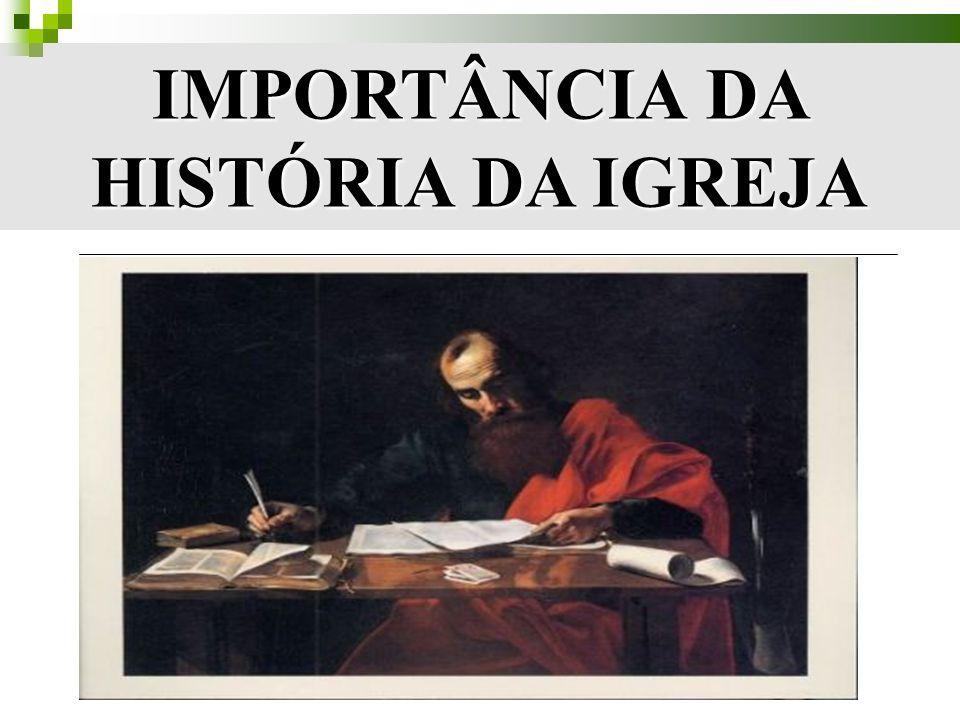 1º) Caráter histórico da revelação bíblica e da obra redentora de Deus.