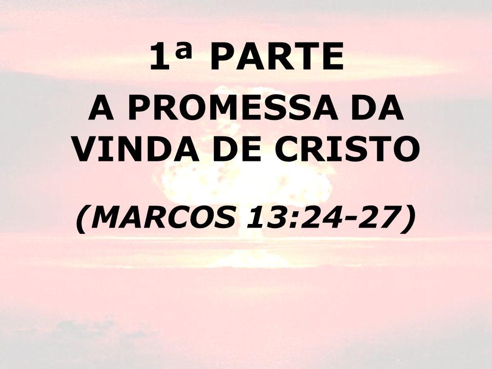 5 QUESTÕES IMPORTANTES Quando será a vinda do Senhor Jesus.