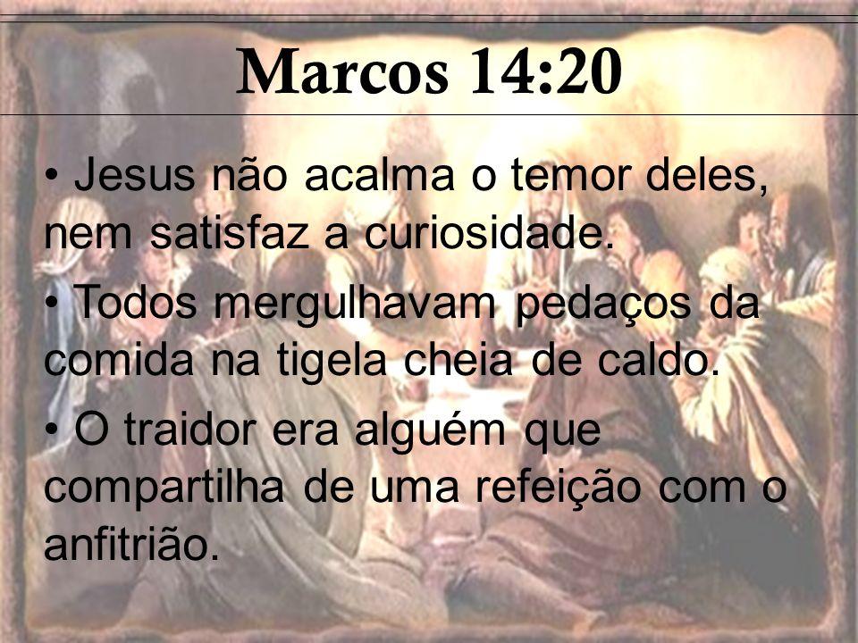 Quatro aspectos da resposta de Jesus (Marcos 14:30) 1) Em relação ao v.27, a afirmação do v.30 é mais solene (Em verdade…).