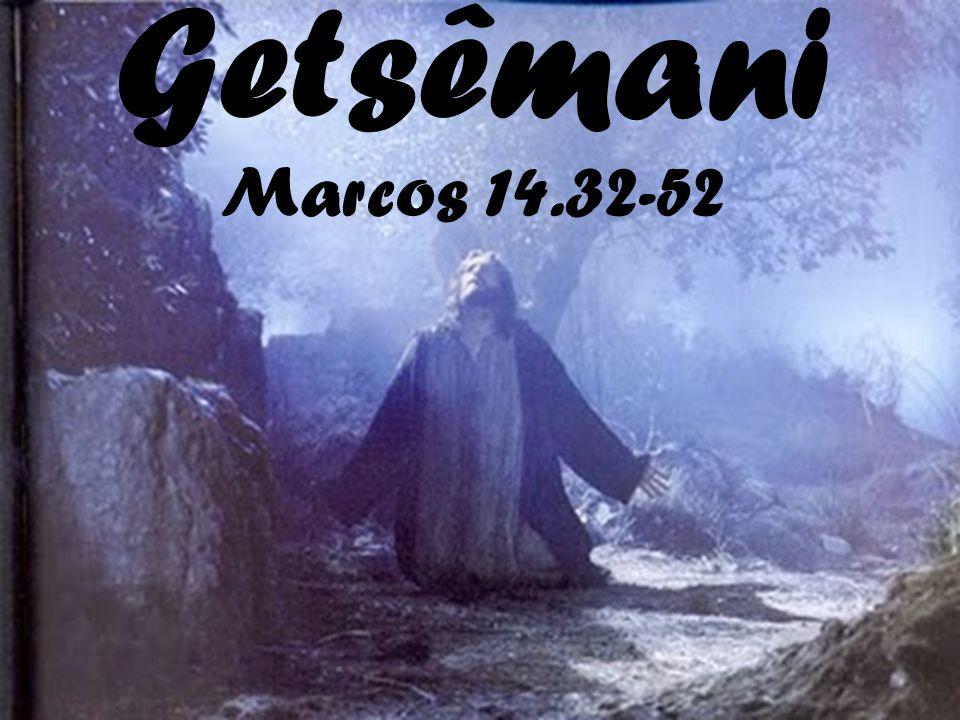 10) JESUS SOFREU A DOR DE VER SEUS DISCÍPULOS FUGINDO E LHE ABANDONADO (v.50-52)
