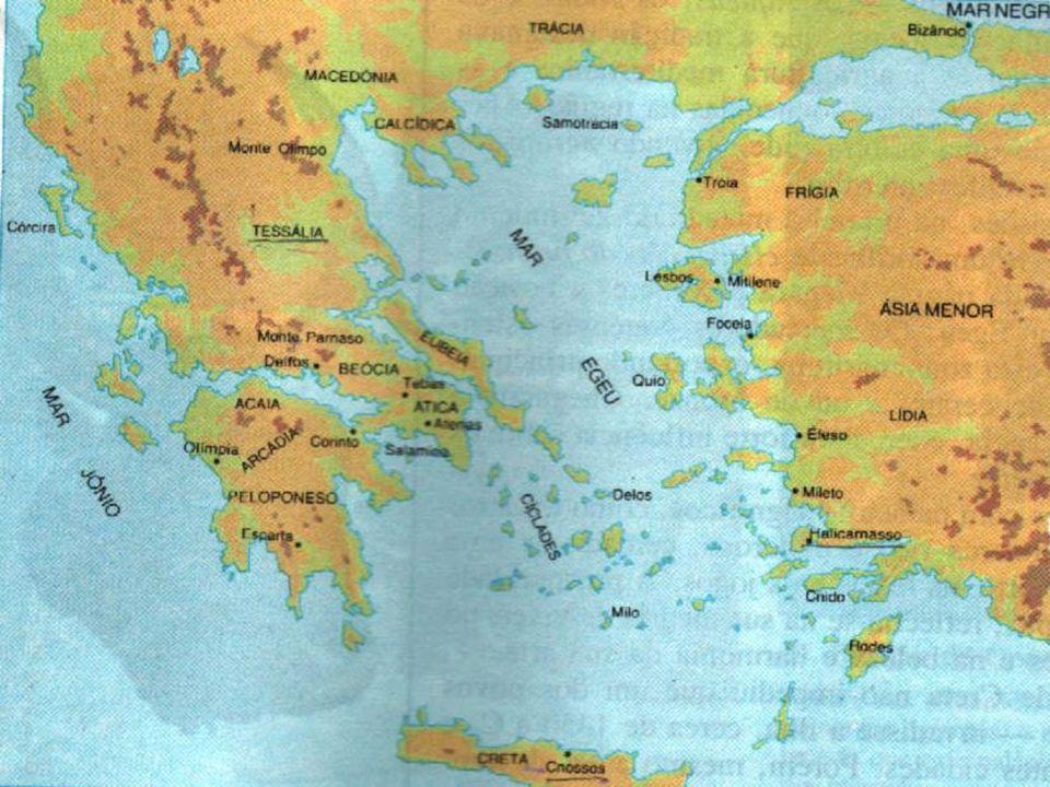 2.3 – MAR ADRIÁTICO Possui cerca de 800 km de extensão e uma largura de 160 km.