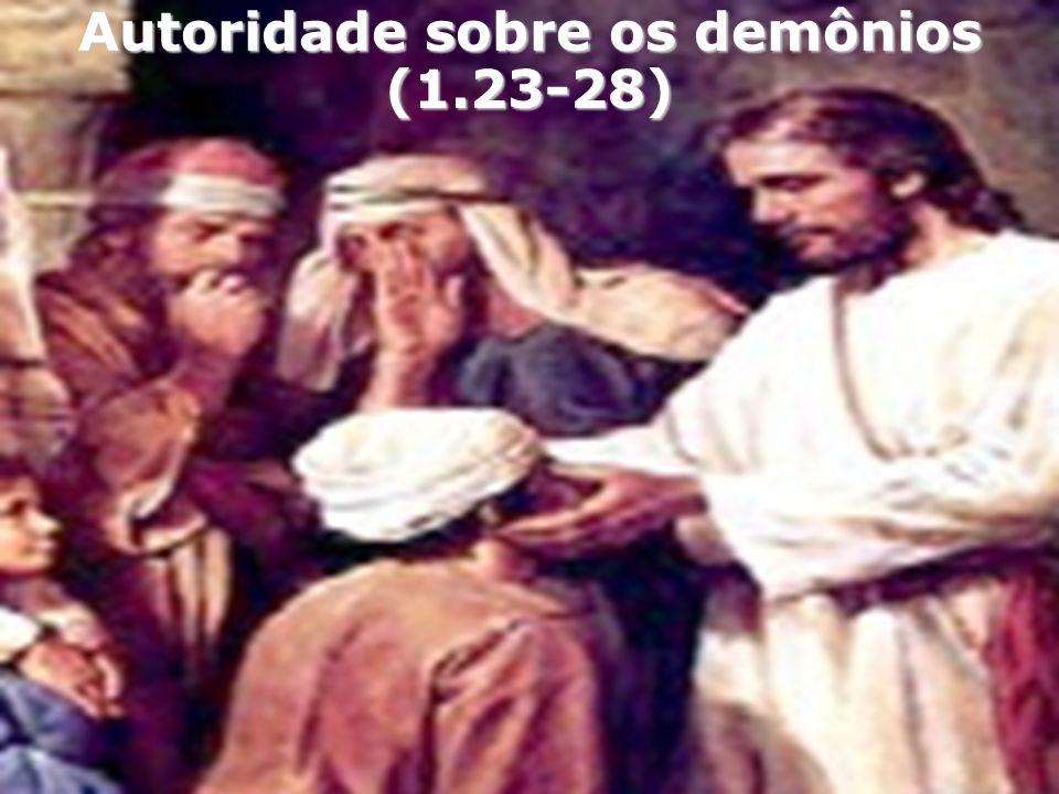 Autoridade sobre as doenças (1.29-34)