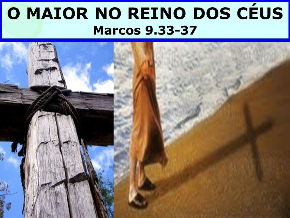 JESUS ENSINA TOLERÂNCIA E AMOR Marcos 9.38-41