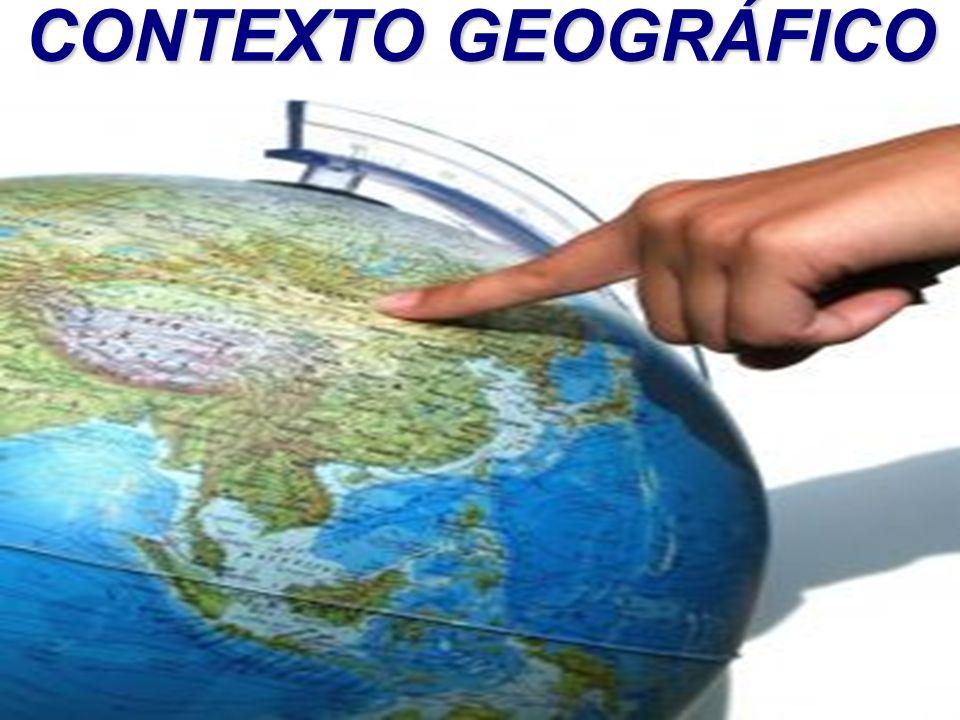CONTEXTO GEOGRÁFICO