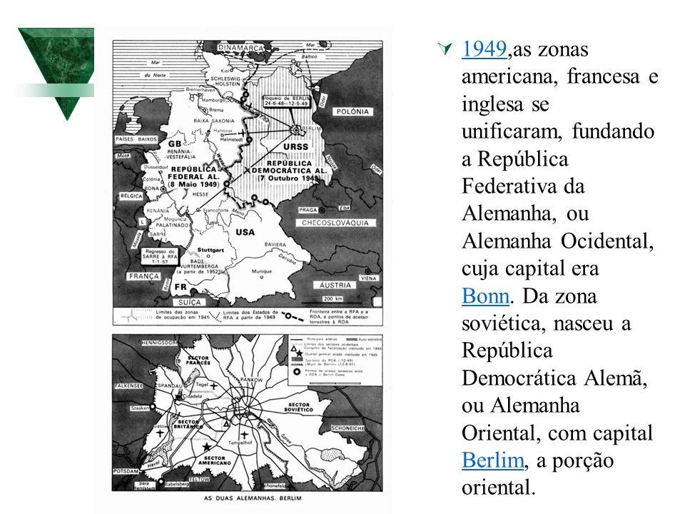 Crises da Guerra Fria (1956 - 1962) Revolução Húngara (1956) Buscavam a independência política da Hungria, mas foram reprimidos violentamente pelos soviéticos e pela própria polícia de estado húngara.