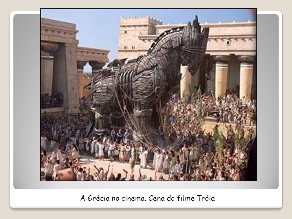 Sócrates, Platão e Aristóteles A Grécia ofereceu para o mundo a base da filosofia ocidental