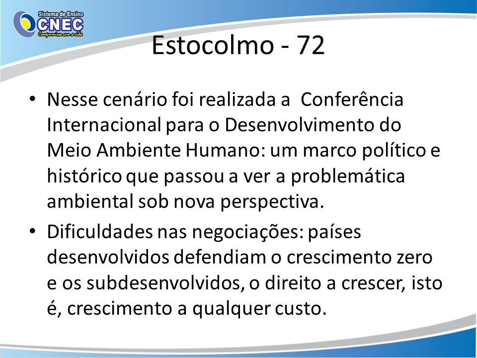 Convenção sobre Mudança do Clima A Convenção sobre Mudança do Clima possibilitou a criação da Convenção Quadro de Mudanças Climáticas da ONU, pelo IPCC.Foi assinada em 1992 no Rio de Janeiro, por 154 Estados.