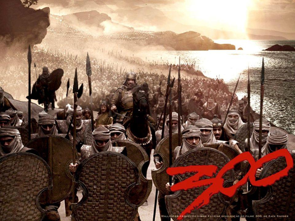 A Tirania Espartana Esparta transformou- se na mais poderosa cidade grega e assumiu uma postura opressiva e imperialista, não muito diferente dos atenienses.