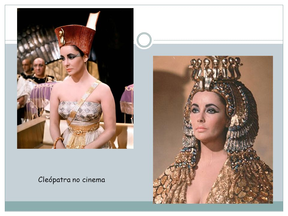 Cleópatra no cinema
