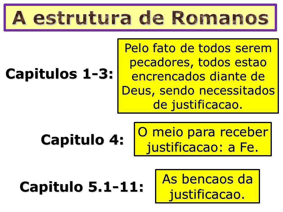 ___________________________ Verso 1 Paz com Deus Verso 2 Acesso livre a Deus Verso 3a Gloriar-se nas Tribulacoes Verso 3b-5 Como funciona.