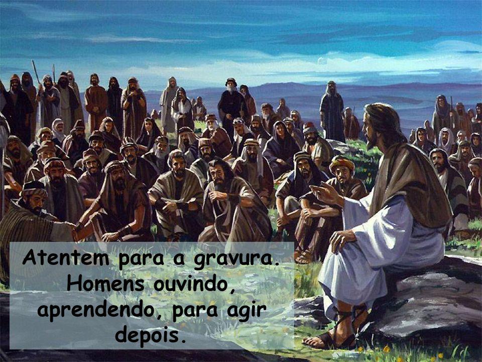 É isto que ele espera de nós hoje: - Aprendamos com ele, para viver segundo o seu querer.
