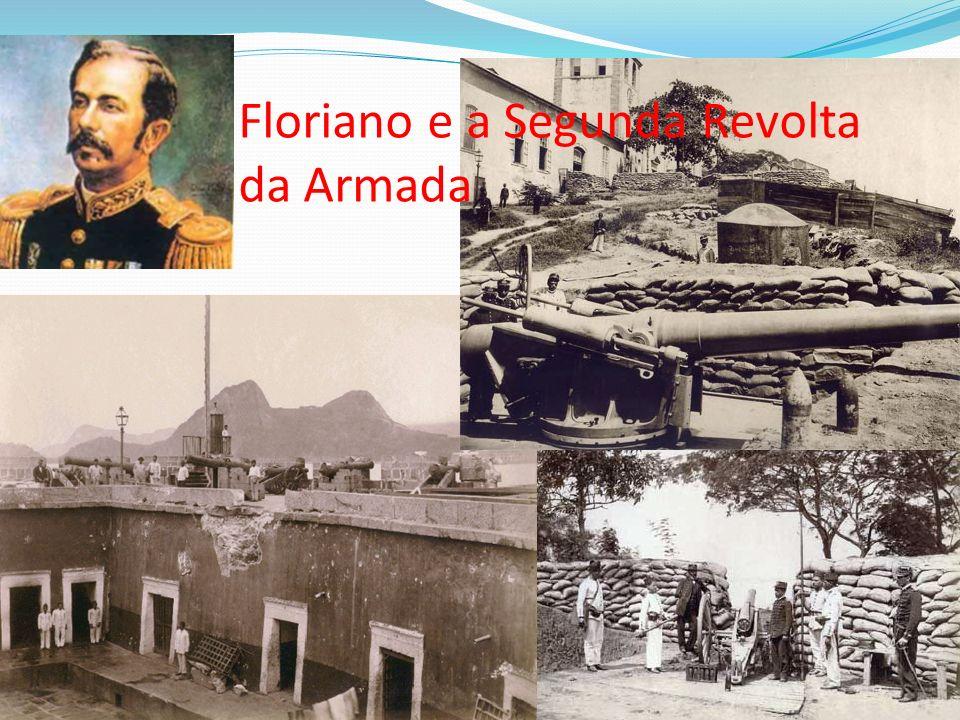 Floriano e a Segunda Revolta da Armada