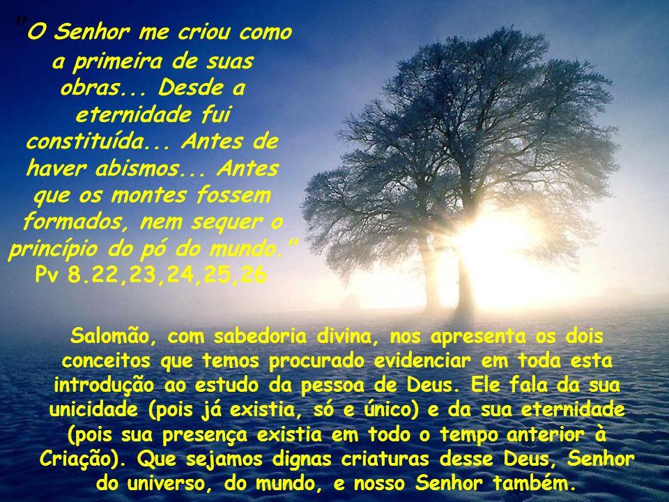 Mas tu, Senhor, és um Deus compassivo e benigno, longânimo e abundante em graça e em fidelidade.