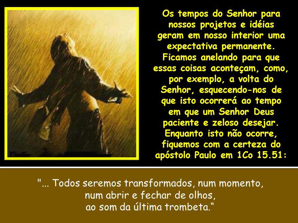 ...Daquele dia e hora, porém, ninguém sabe, nem os anjos do céu, nem o Filho, senão só o Pai....
