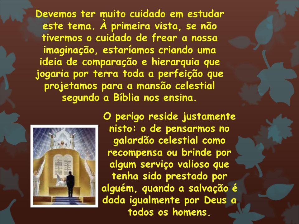 Conclusão O galardão que o espera na eternidade é o seu encontro com o seu Salvador.