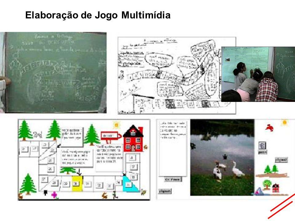 Elaboração de Jogo Multimídia