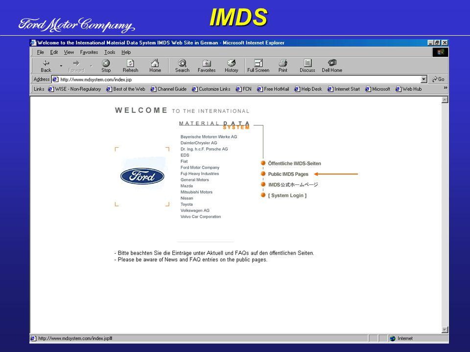 Bem-vindos ao IMDSIMDS