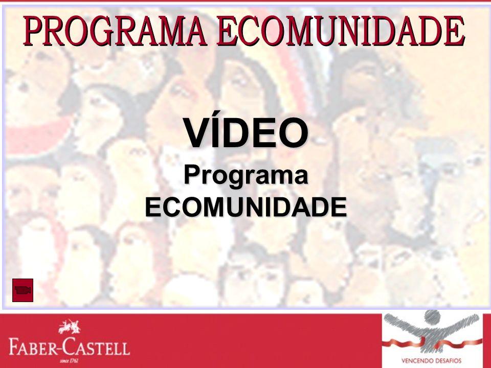 VÍDEO Programa ECOMUNIDADE Programa ECOMUNIDADE