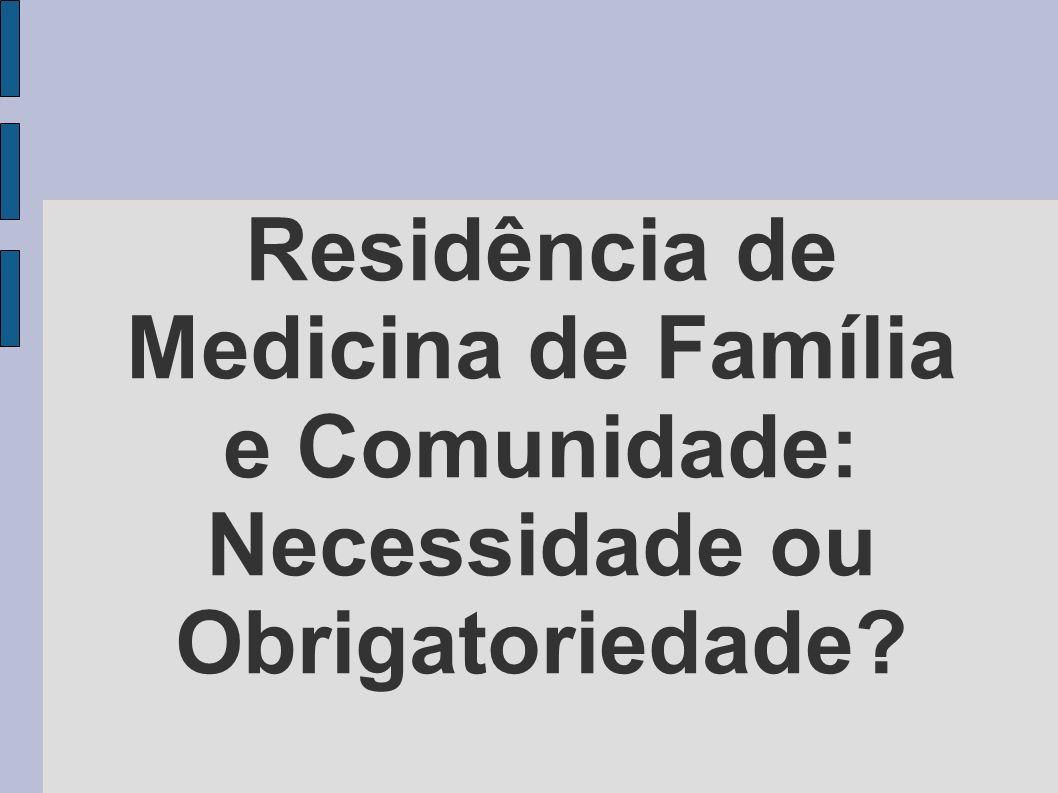 Medicina de Família e Comunidade Escopo Especialidade Médica Atenção Primária à Saúde – Unidades Primárias de Saúde; – Consultórios / Ambulatórios – Policlínicas Docência em MFC e APS Pesquisa