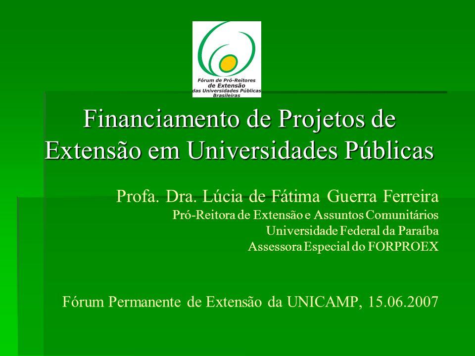 22 Prêmio Banco Real Universidade Solidária Tema: Desenvolvimento Sustentável, com ênfase em geração de renda.