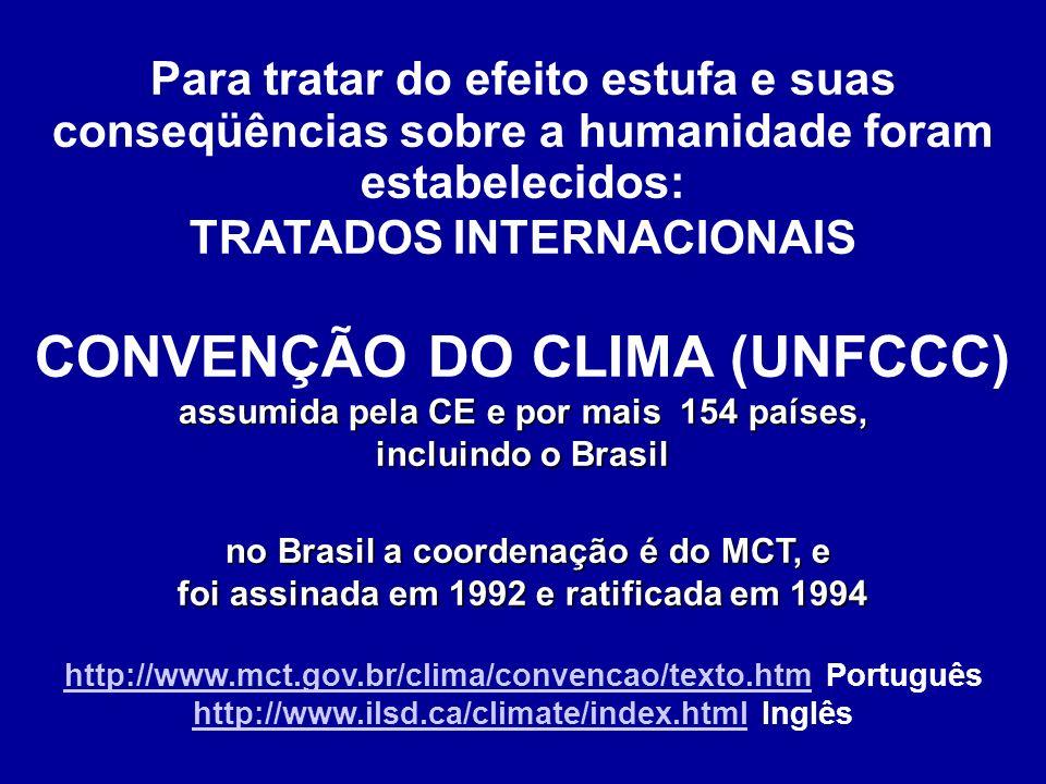 Conferência das Partes (COP - O órgão máximo da UNFCCCque reune-se anualmente Conferência das Partes (COP - O órgão máximo da UNFCCC ) que reune-se anualmente.