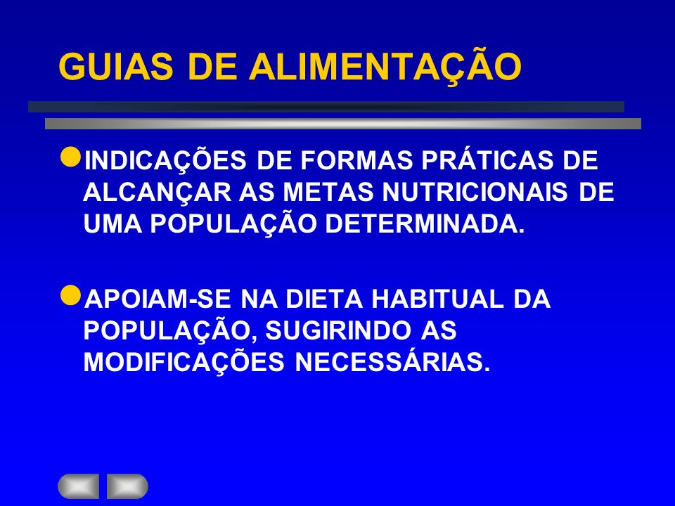 INTERVENÇÕES DE P.S. PARA UMA DIETA ADEQUADA EDUCAÇÃO COMUNICAÇÃO SOCIAL LEGISLAÇÃO REGULAÇÃO ETIQUETADO POLÍTICAS ECONÔMICAS (PREÇOS) GUIA ALIMENTARE