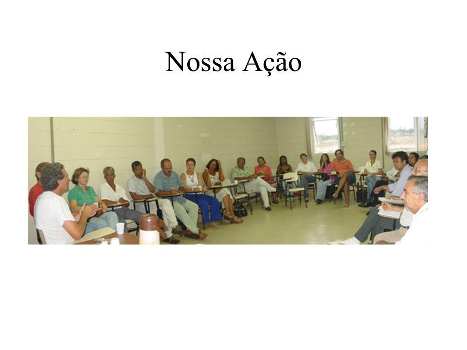 Em 2005, José Ivan Aquino do Providence nos apresentou seu trabalho.
