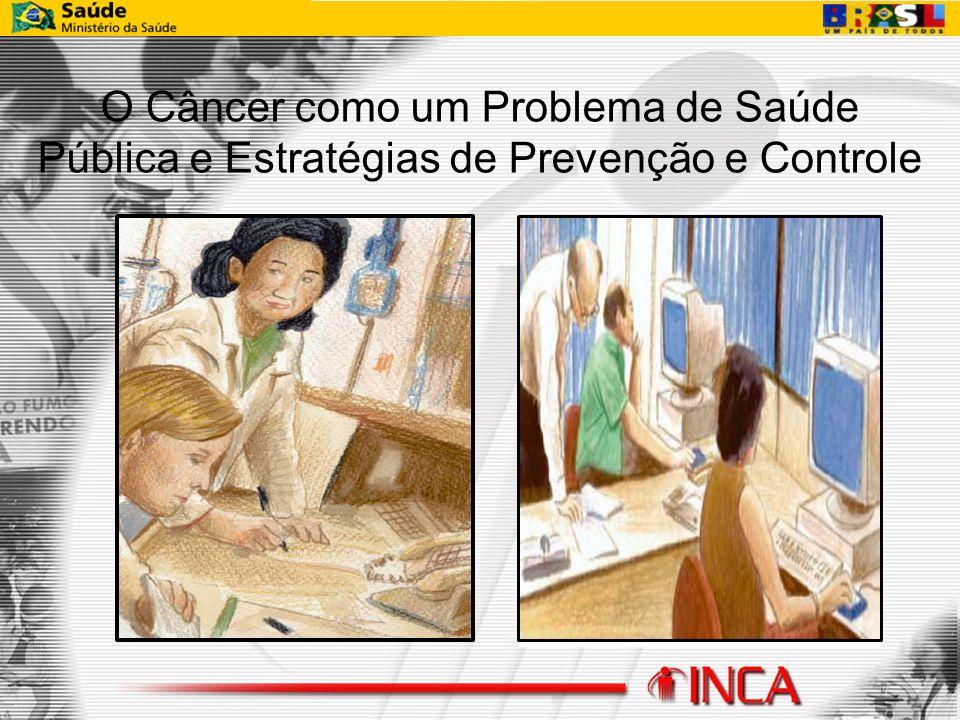 O Câncer como um Problema de Saúde Pública e Estratégias de Prevenção e Controle