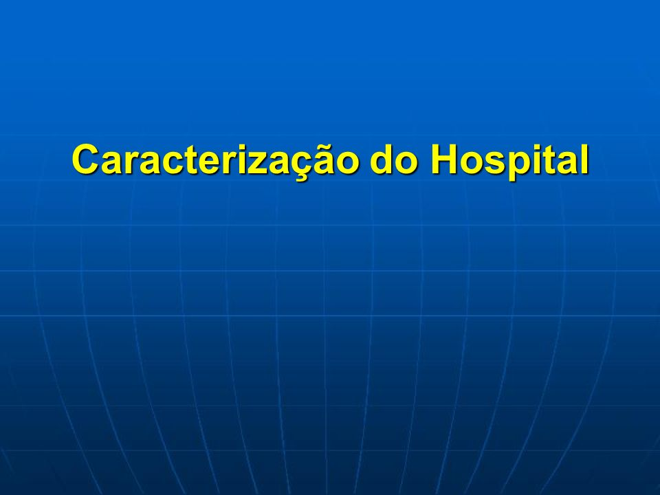 Hospital Municipal Dr.