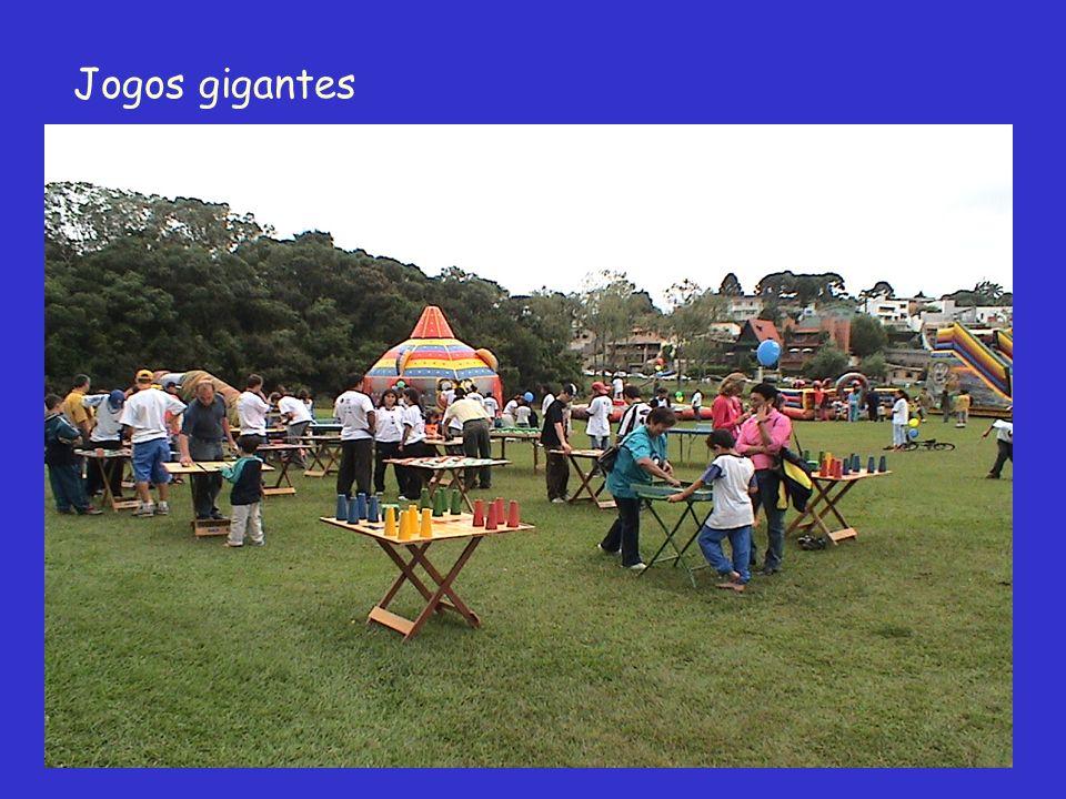 Jogos gigantes