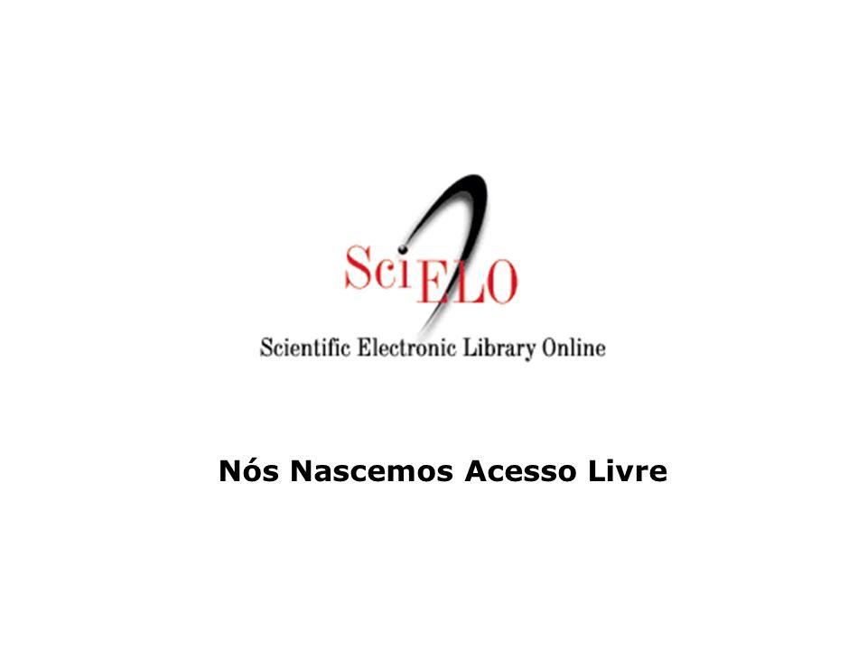 www.. org Aumento de Visibilidade, Acessibilidade e Credibilidade das Melhores Revistas Científicas Brasileiras, Usando Publicações Eletrônicas e o Mo