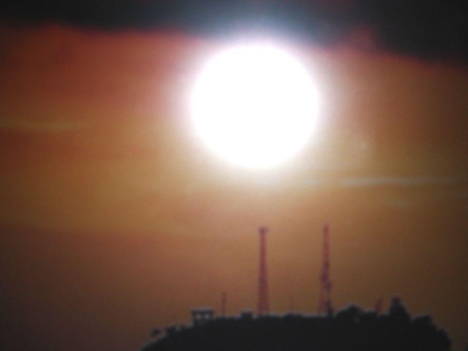 Pôr do sol de Itá - SC