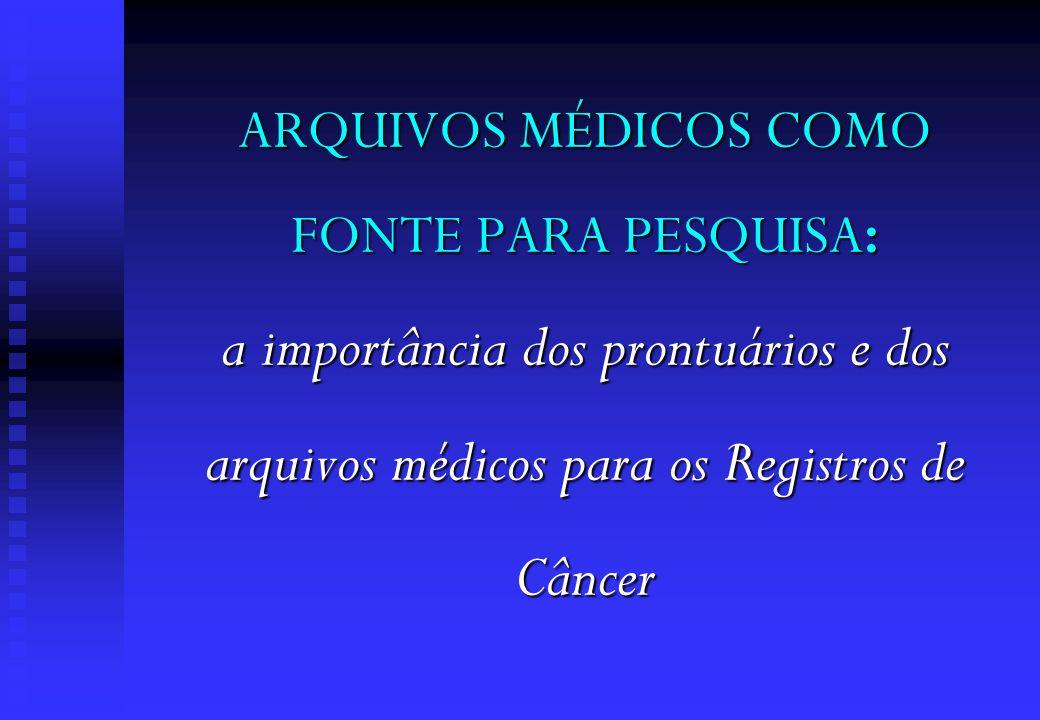 Um Registro de Câncer de Base Populacional (RCBP) coleta os casos novos de câncer, ano a ano, de uma população específica em uma área geográfica delimitada, por localização primária e comportamento do tumor, arquiva, processa, analisa as informações e divulga os dados consolidados para os profissionais da saúde.