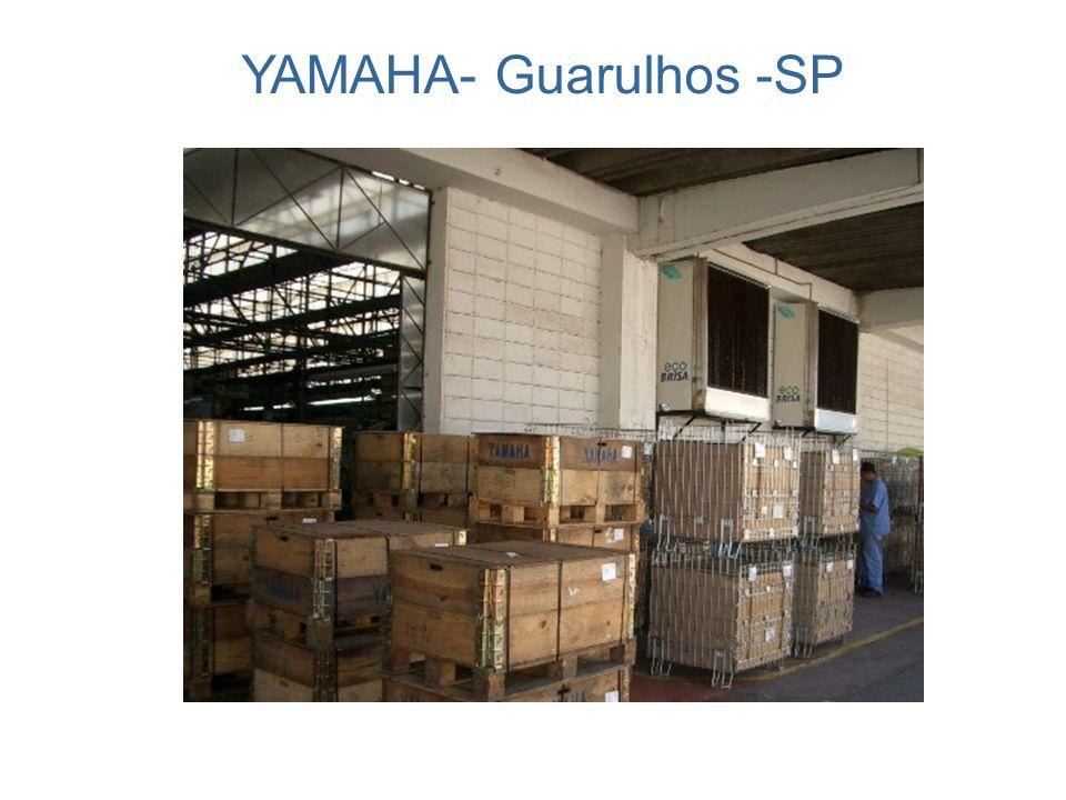 YAMAHA- Guarulhos -SP