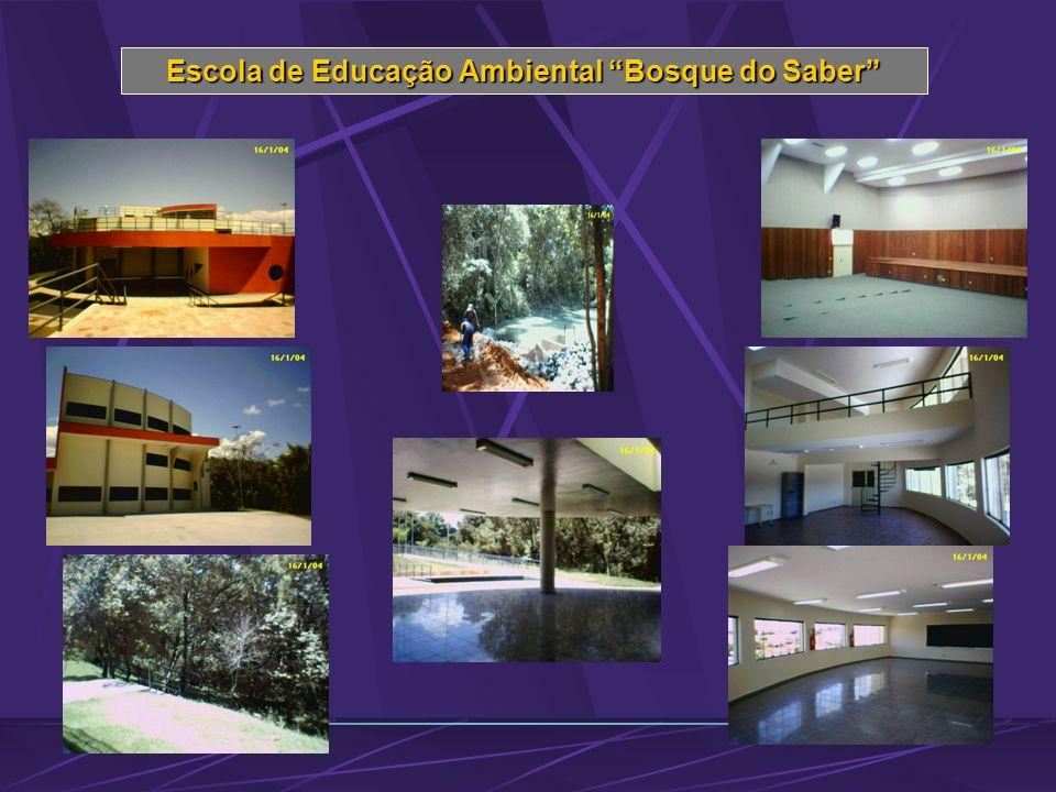 Escola de Educação Ambiental Bosque do Saber