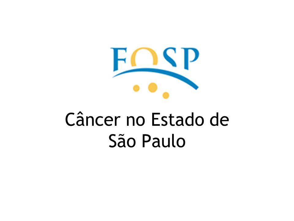 Mortalidade proporcional por câncer segundo topografia.