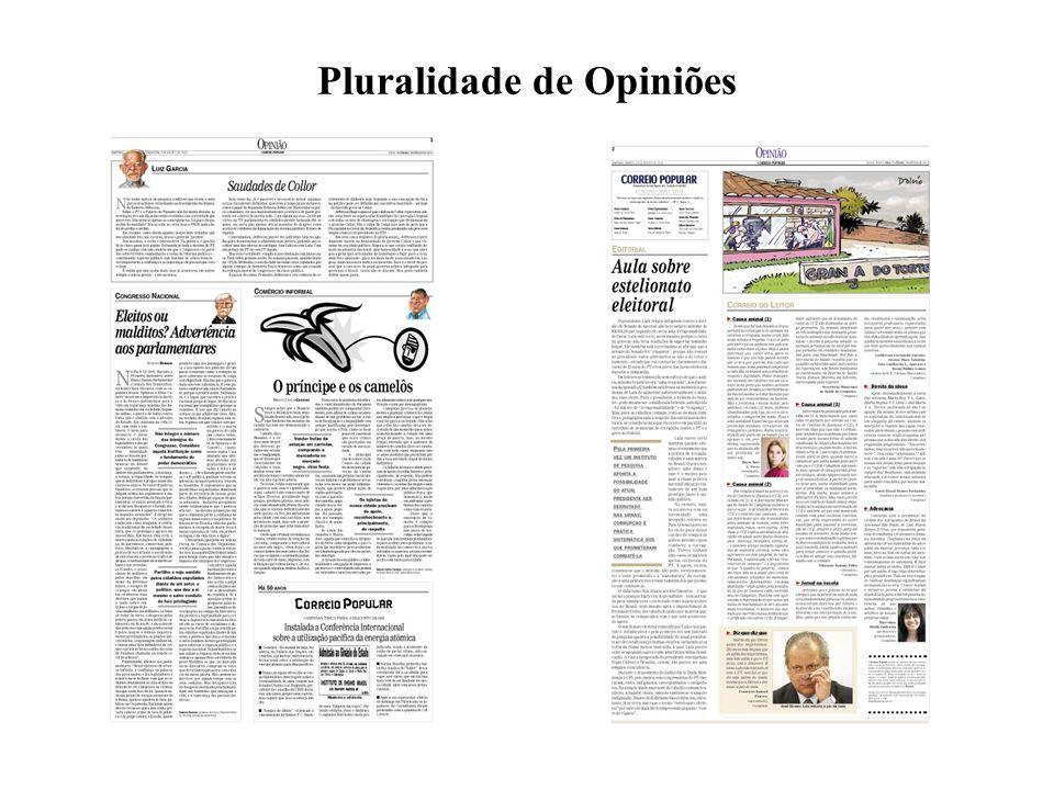 Pluralidade de Opiniões