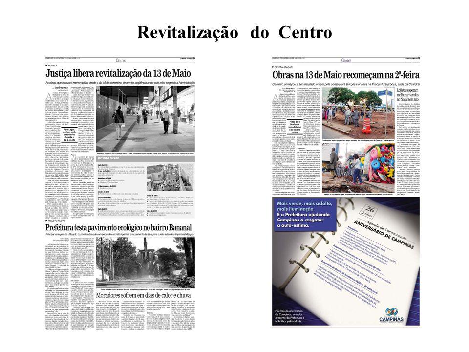 Revitalização do Centro