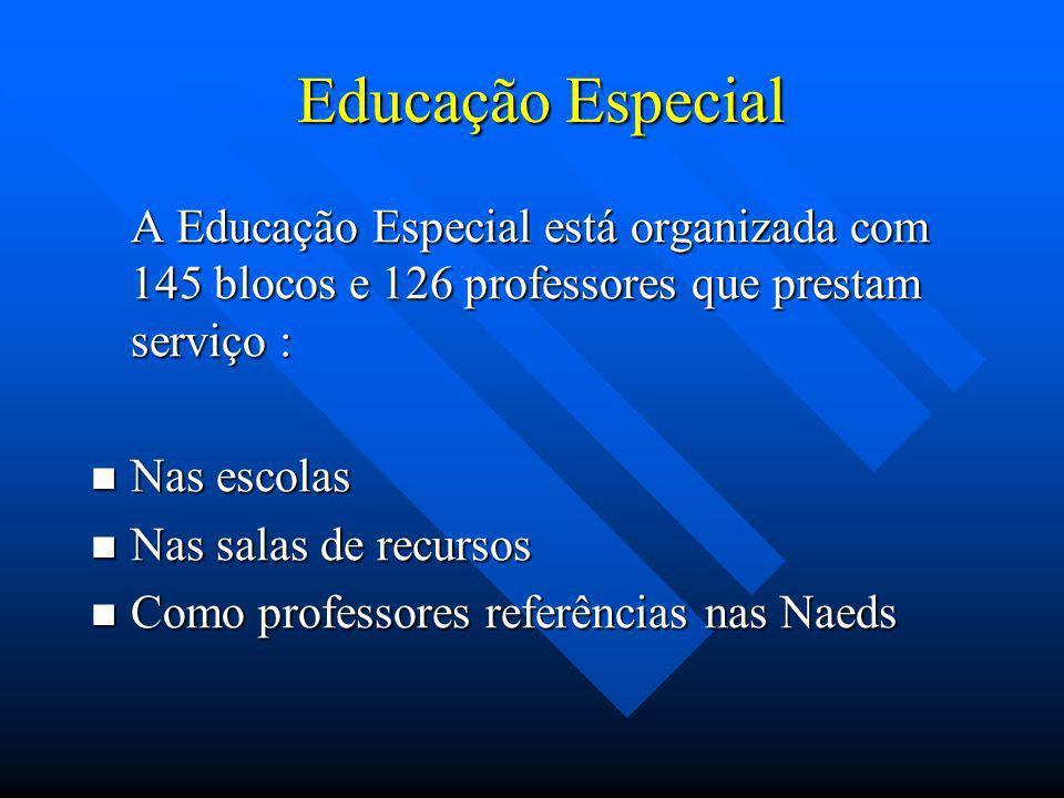 EMEF Elza Maria Pellegrine de Aguiar Região Sudoeste Região Sudoeste 636 alunos 636 alunos Divididos em três turnos Divididos em três turnos Quatro Surdos incluídos na oitava série Quatro Surdos incluídos na oitava série