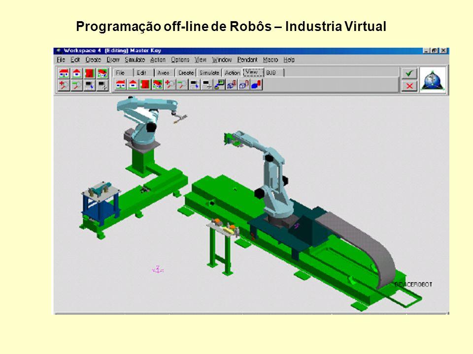 Alimentador automático para máquina CNC Laboratório CNC - SENAI São Caetano do Sul (SP)
